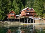 Discovery Islands Lodge