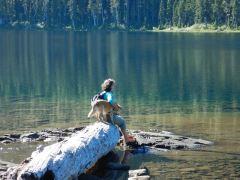 Helen Mackenzie Lake