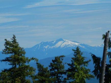 Mainland mountains