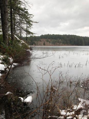 Stramberg Lake